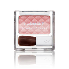 Canmake - Powder Cheeks (#PW23 Peach Pink)