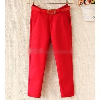 Munai - Cropped Pants