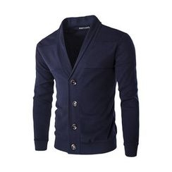 Blueforce - 純色開衫