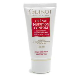 Guinot - Continuous Nourishing and Protection Cream (For Dry Skin)