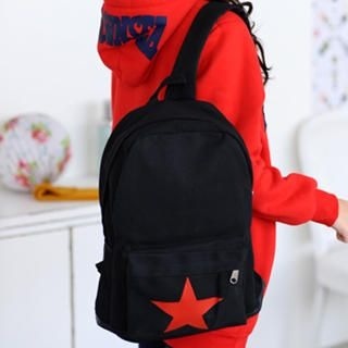 59 Seconds - Star Print Backpack
