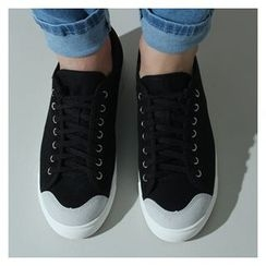 Ohkkage - Lace-Up Sneakers