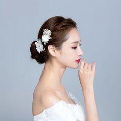 Puru Lia - Floral Hair Pin