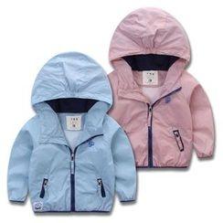 JAKids - 小童連帽防風外套