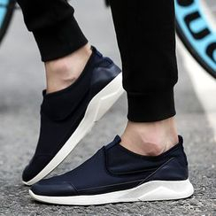 Preppy Boys - Slip-On Athlete Sneakers