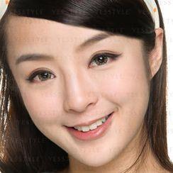 GEO - 彩色隱形眼鏡 WI-A14 (Xtra 啡) [只提供 P-0.00]