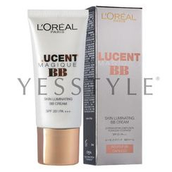L'Oreal - Lucent Magique Skin Luminating BB Cream SPF 20 PA+++