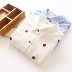 Bonbon - Embroidered Shirt