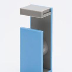 mt - mt Masking Tape : mt tape cutter 2tone (Blue x Gray)