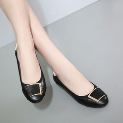 Monde - Buckled Flats