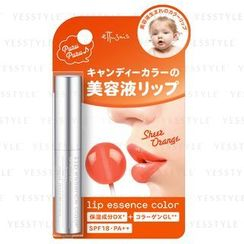 ettusais - Lip Essence Color SPF 18 PA++ (#OR Orange)