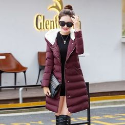 Romantica - Hooded Padded Coat
