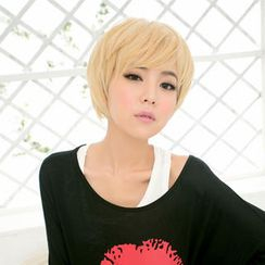 Clair Beauty - Short Full Wig - Straight