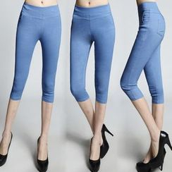 Fumiko - 短款内搭裤