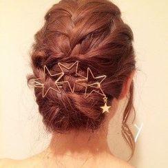 Seirios - Hollow Star Hair Clip