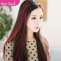hairsoul - Hair Extension - Highlighted & Straight