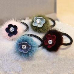 Caramella - Flower Hair Tie