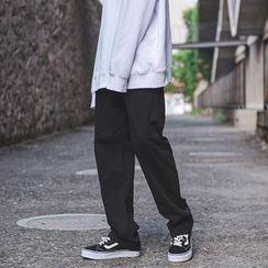 Algodon - Wide Leg Pants