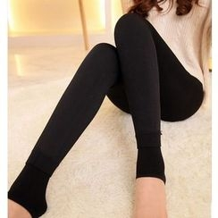Breece - Fleece-Lined Leggings