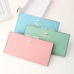 Youshine - Heart Accent Long Wallet