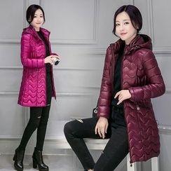 Sienne - Hooded Down Coat