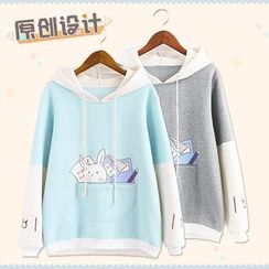 Softies - Long-Sleeve Hooded Top