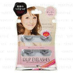 D-up - Secret Line Eyelashes (#920 Girly Eyes)