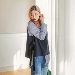 Seoul Fashion - Sleeveless Tie-Detail Top