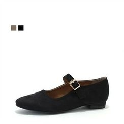MODELSIS - Bucked Mary Jane Loafers