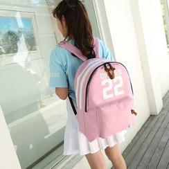 Seok - 印花轻款背包
