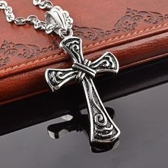 Trend Cool - Cross Necklace