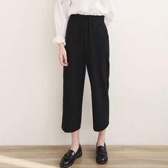 三木社 - 七分宽腿裤