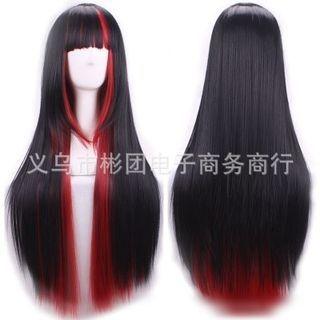 Wigstar - Long Full Wig - Highlighted & Wavy