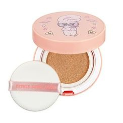 IPKN - Twinkle Cover Founcushion SPF50+ PA++++ (Girl Attitude Edition)