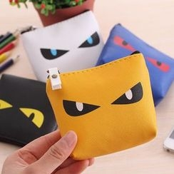School Time - Printed Coin Purse