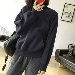 YASOO - Turtleneck Pullover