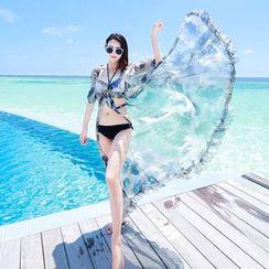 Sirene - 印花沙滩裙