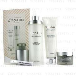 Glotherapeutics - Cyto-Luxe Collection (Limited Edition): Body Lotion + Cleanser + Mask + Mask Applicator