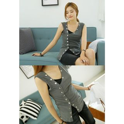 REDOPIN - Snap-Button Vest