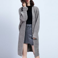 Saison de Papillon - Open Front Knit Jacket