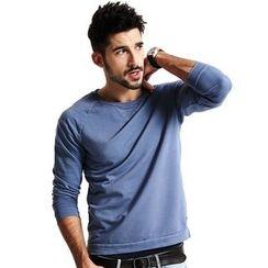 Simwood - Raglan-Sleeve Pullover