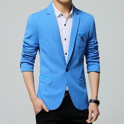 Keerme - Color-Block Blazer