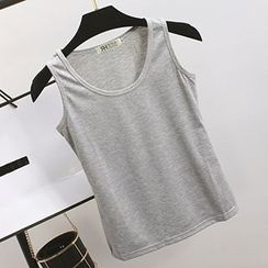 Honey House - Plain Tank Top