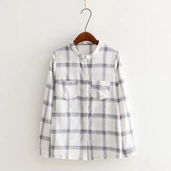 TOJI - Plaid Shirt