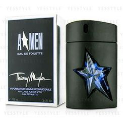 Thierry Mugler - A*Men Gomme Rubber Flask Eau De Toilette Refillable Spray