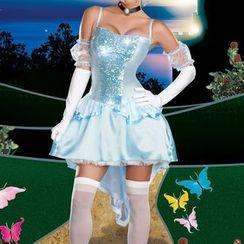 Cosgirl - 公主舞會服裝