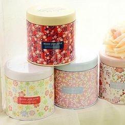 MissYou - Floral Tea Tin