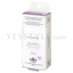 Elite - UV Base SPF 30 (#02 Purple)