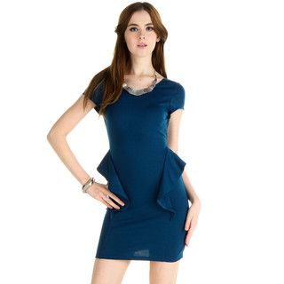 YesStyle Dress - V-Back Dress