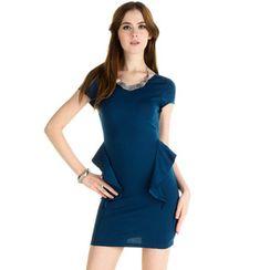 YesStyle Z - V-Back Dress